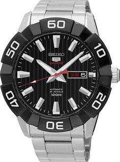 Японские мужские часы в коллекции SEIKO 5 Мужские часы Seiko SRPA55K1