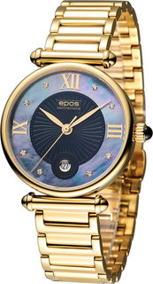 Швейцарские женские часы в коллекции Quartz Женские часы Epos 8000.700.22.85.32