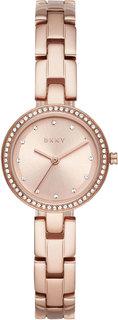Женские часы в коллекции City Link Женские часы DKNY NY2826
