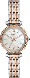Женские часы в коллекции Carlie Женские часы Fossil ES4649