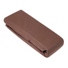 Пододеяльник Belashoff 205х225 см шоколадный