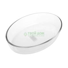 Форма для запекания Pyrex Classic Glass Овальная 25х17 см (222B000/5046)