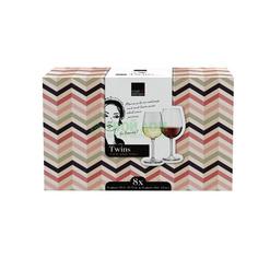 Набор фужеров для вина Royal Leerdam Twins 8 шт 590, 360 мл