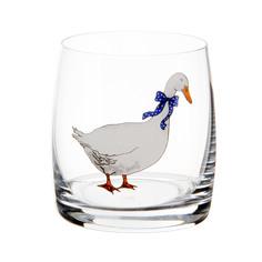 Набор стаканов для виски Bohemia crystall ideal 290мл 6шт