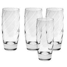 Набор стаканов высоких Bormioli luigi 10203/02