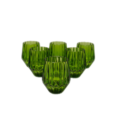 Набор стаканов Deepot 6шт 200мл (2ib-gl-gn011)