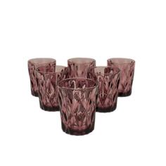 Набор стаканов Deepot Алькор 6шт250мл (2ib-gl-vt003)