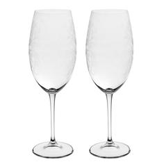 Набор фужеров для вина Crystalite bohemia эста/фулиса/630мл/2шт