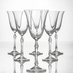 Набор бокалов для вина Bohemia Proxima 6шт 250мл Crystalite bohemia