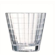 Набор стаканов низких 320мл iroko Cristal darques