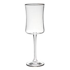 Набор фужеров для вина Crystalite bohemia марко 260 мл6 шт