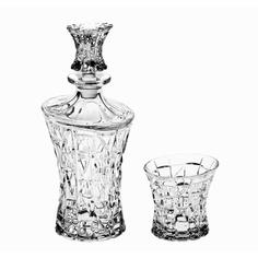 Набор для виски штоф Crystal bohemia a.s. 990/99999/9/47610/830-309