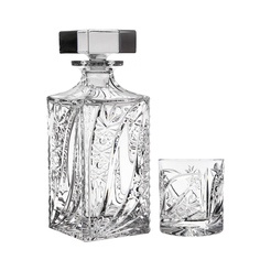 Набор для виски Crystal bohemia a.s. Штоф 700мл+6 стаканов 300мл