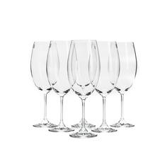 Набор фужеров для вина Crystalite Барбара 630 мл 6шт (1sd22/630)