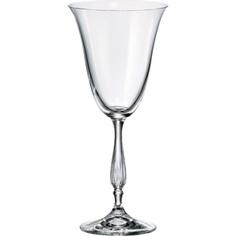 Набор фужеров для вина антик 250мл 6шт Crystal bohemia a.s.