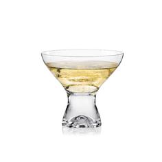 Набор рюмок креманка Bohemia crystall samba 330мл 6шт