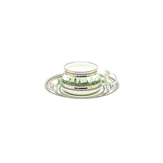 Чашка с блюдцем Невские берега Ифз (8116102001)