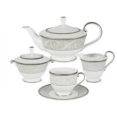 Сервиз чайный Narumi Ноктюрн 17 предметов 6 персон