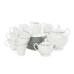 Сервиз чайный 27 предметов Arum Yves de la rosiere