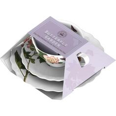 Набор чайный 3 предмета Баттерфляй пурпур Creative tops 5151437