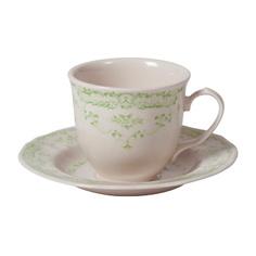 Пара чайная 200мл rose зеленый Bitossi