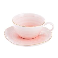 Чашка с блюдцем 0,12л Easy life artesanal