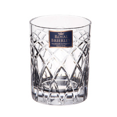 Стакан для виски Dartington crystal harris clear 230мл