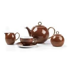 Сервиз чайный Rose De Sable Monalisa 15 предметов 6 персон