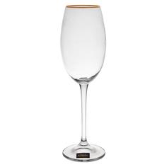 Набор фужеров для вина Crystalite bohemia эста/фулиса/300мл/6шт