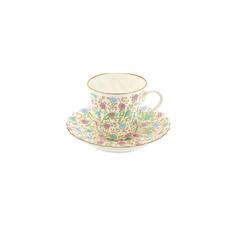 Чашка с блюдцем Хризантема Лфз (8114121001)