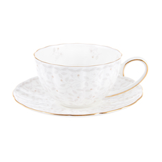 Набор 6/12 чашек чайных 250мл беж 3 Hatori