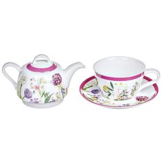 Набор чайный гималайские цветы 3 предмета Churchill HIMF00081