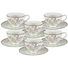 Набор чайный Annalafarg гармония 12 предметов 200 мл