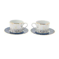 Набор чайный Spal cosmopolitan 4 предмета
