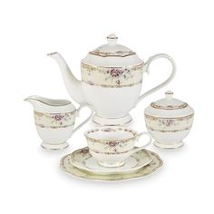 Сервиз чайный Annalafarg Сан Марино 21 предметов на 6 персон