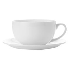 Чашка с блюдцем Maxwell & Williams Кашемир 350 мл
