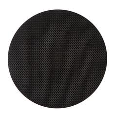 Тарелка обеденная Pengo union 27см чёрная