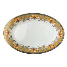 Тарелка овальная Гарда Декор 30 см