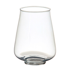Ваза Hakbijl glass hurricane basic 18см