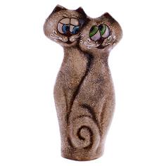 Скульптура керам кот мартын Porc-сeramic