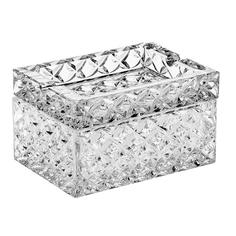 Шкатулка-пепельница 12см Crystal bohemia a.s. 990/57300/1/06600/120-109