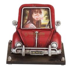 Фоторамка Platinum Автомобиль Красный (1404B-1287)