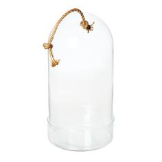 Ваза-колпак Hakbijl glass tanika 39см
