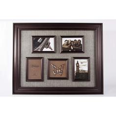 Фоторамка Коллаж 5 шт. H.H.G. Frames (H4136-F5151-4255)