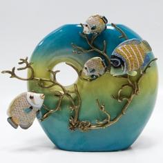 Ваза 32см Wah luen handicraft