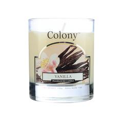Свеча ароматическа малая в стеклянной банке Ваниль Wax Lyrical