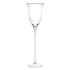 Ваза Hakbijl glass lauren tulip 80см