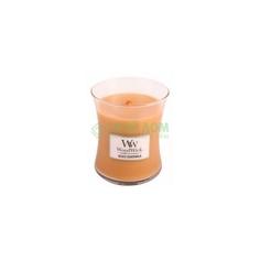 Свеча WoodWick Дощатая набережная 9x11см средняя (92498)