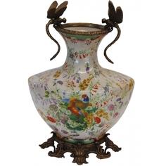 Ваза стрекозы 30.5см Wah luen handicraft