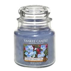 Ароматическая свеча Yankee Candle Душистый горошек (1152870E)